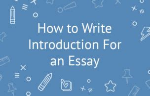 How to Write an Essay Using Definition & Exemplification